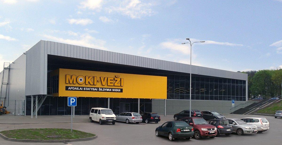 50% EDI plėtra Lietuvos statybos bei apdailos prekių sektoriuje